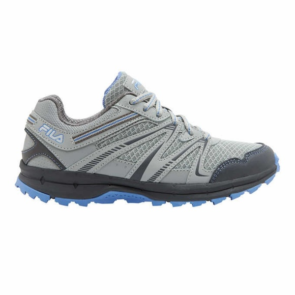 FILA Women's Northampton Grey Trail Running A NWT